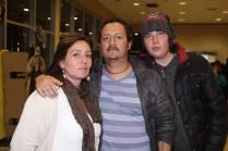 Familia Sánchez Orellana y Figueroa Suazo.