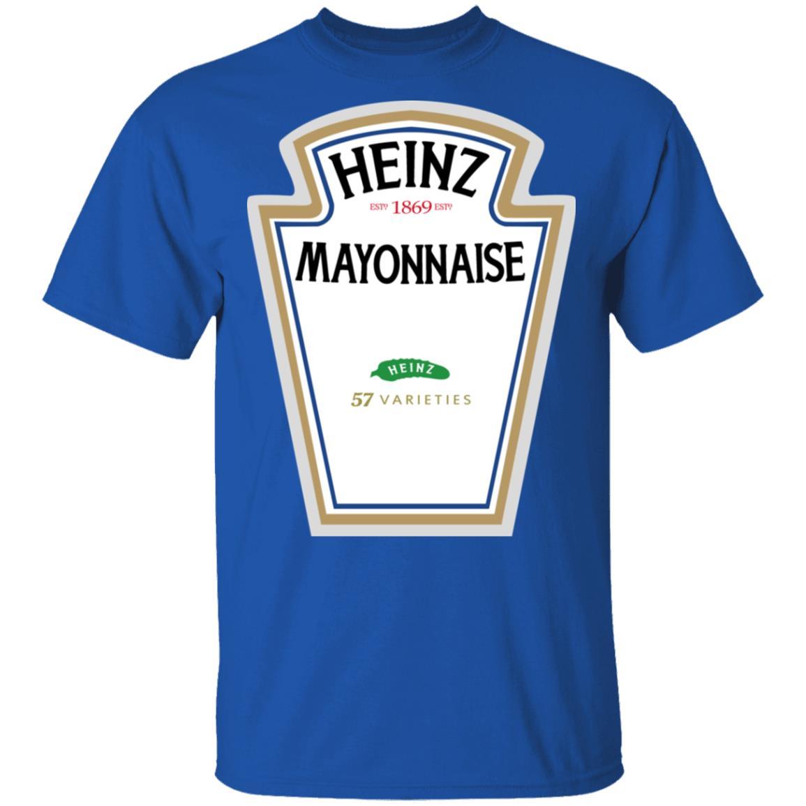 Mayonnaise Costume Shirt | El Real Tex-Mex