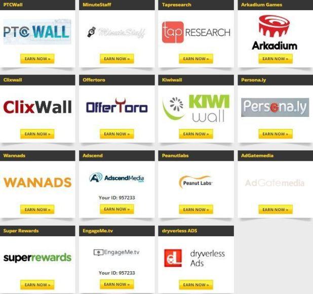Gana bitcoins con los muros de BitGames