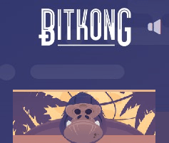 Juega y gana bitcoin en BitKong