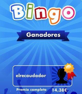 bingo en botemanía