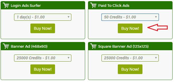 Comprar anuncios en evergreenadz