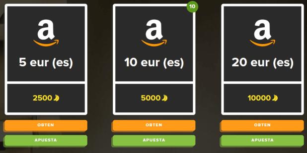 premios bananatic