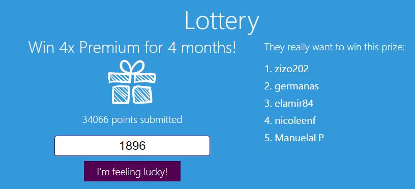 lotería heedyou
