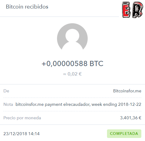 Bitcoinsforme paga