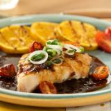Receta de pescado en salsa de soya con jengibre