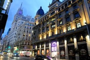 Casino Gran Vía, uno de los Casinos de Madrid