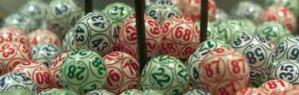 Imagen de unas bolas de bingo