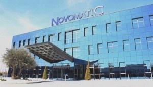 ede de Novomatic Gaming Spain en Alclá de Hebares (Madrid)