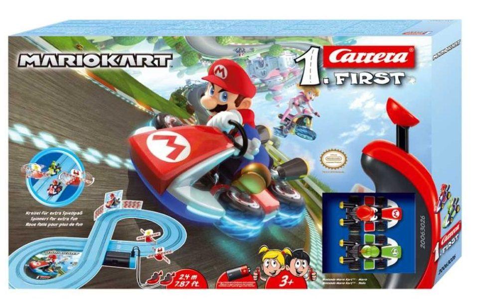Mario Kart Scalextric