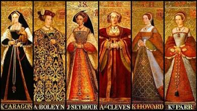Photo of Las esposas de Enrique VIII