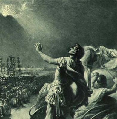 Iluminación de Constantino