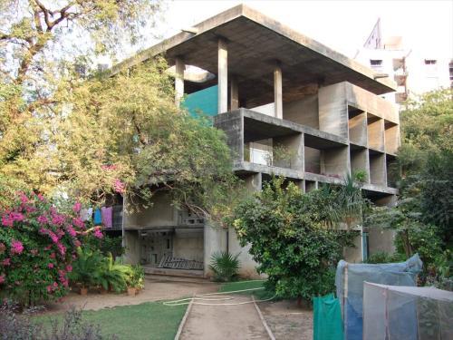 Villa Shodhan, Ahmedabad, La India, 1951