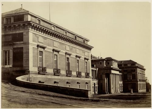 Museo del Prado, Clifford, ca.1860