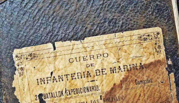 Rama y Cancela infanteria marina