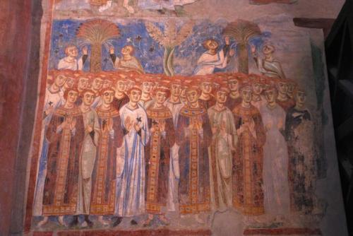 influencias bizantinas en la obra
