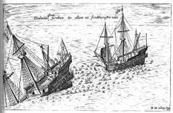 Hundimiento del San Diego (1600)