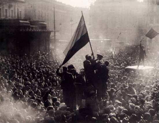 proclamación de la republica en madrid