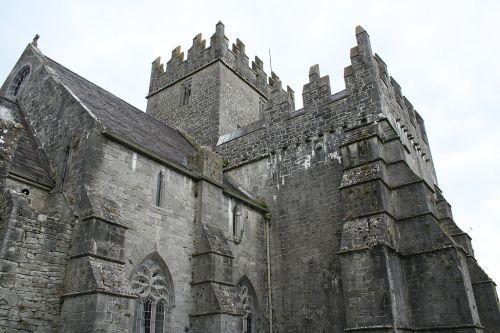 Holy Cross Abbey, condado de Tipperary, en Thurles. En la actualidad