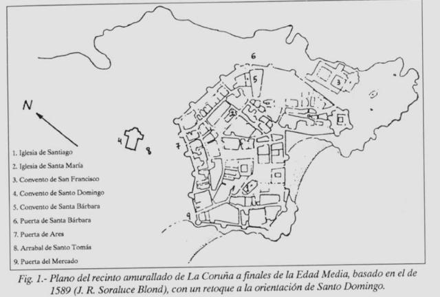 Drake Coruña Maria Pita Cerralbo