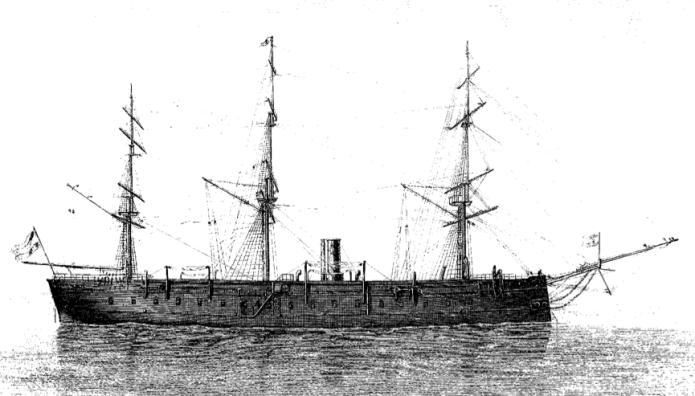 La Fragata Arapiles