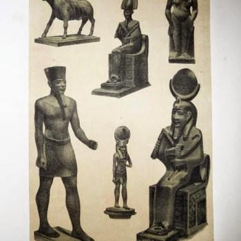 Ilustraciones del Tomo II del Museo Español de Antigüedades (págs.615-623) (1872)