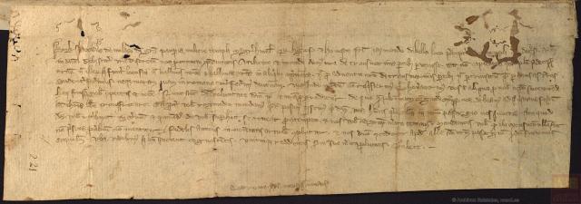 Carta de Jacques de Molay