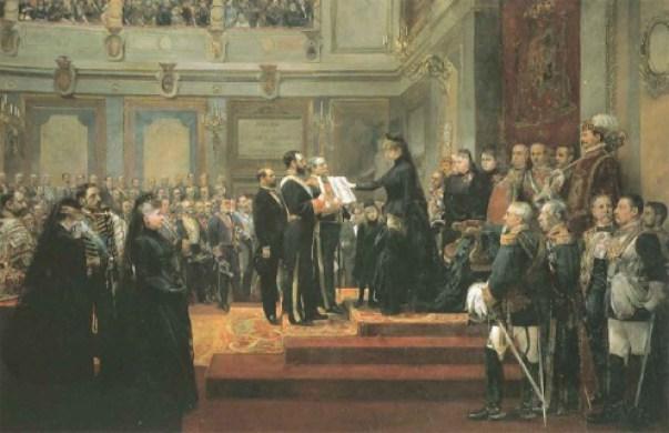 presidentes España
