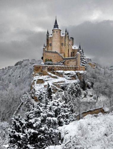 Alcázar de Segovia, h2013 [Foto Javier Javisego]