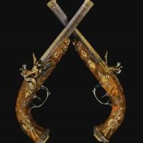 Las Pistolas del Rey de Roma