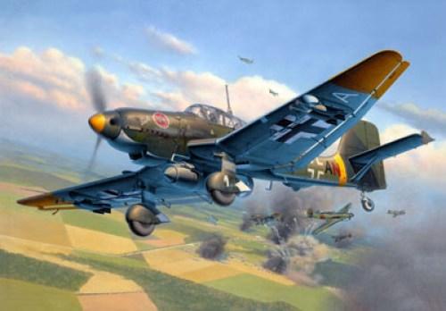 Junkers Ju 87D