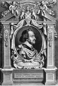 Jean Jacques Chifflet_(1588–1660), grsabado por Cornelis Galle II