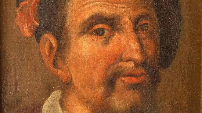 Retrato de Hernando Colón
