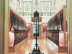 Sala de Armas (con la Tizona presidiendo)