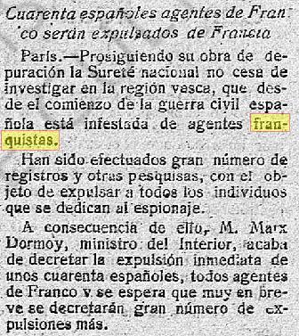 La Voz de Menorca : diario republicano Año XXXII Número 9819 - 1937 noviembre 5