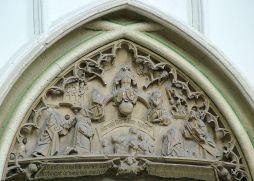 """resultado del """"Beeldenstorm"""" (1566) en la iglesia de Santo Stefano en Nijmegen"""