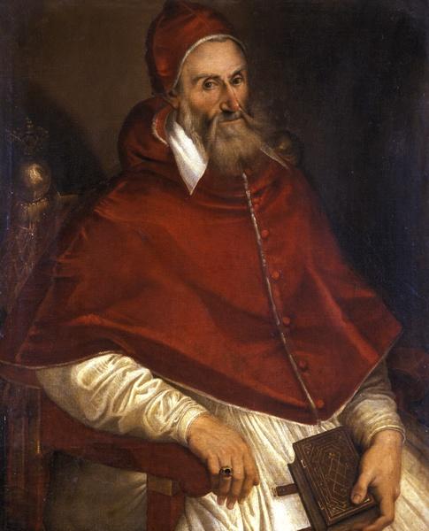 Giovanni Angelo Medici, Pío IV.