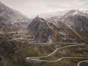 Gotthard Pass- tramo del Tour de Suiza ©Michael Blann