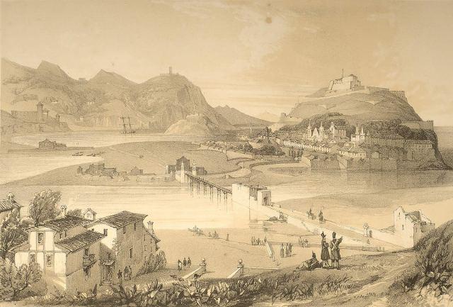 San Sebastián 1836