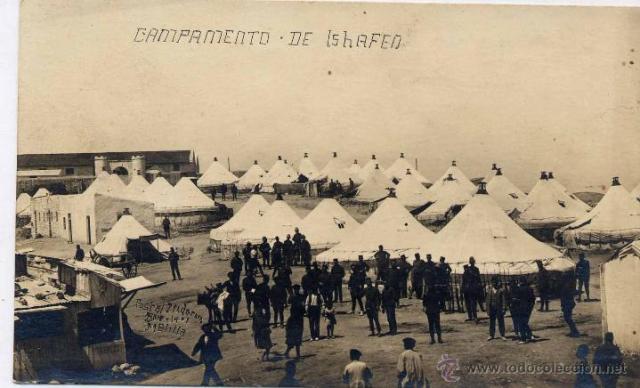 Campamento de Ishafen [Fuente: todocoleccion]