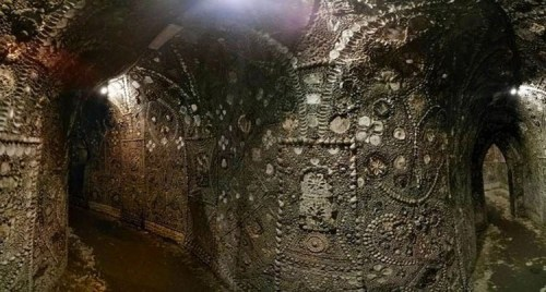 gruta de las conchas
