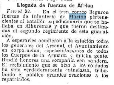 El Imparcial (Madrid. 1867). 23/12/1925, página 4.