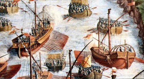 Galeras Españolas siglo XVI