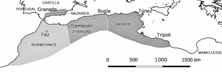 El Magreb en el siglo XV