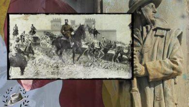"""Photo of La conquista del cruce de caminos: """"El desfiladero de Fondak"""""""