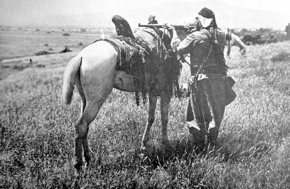 pacos francotiradores protectorado africa marruecos