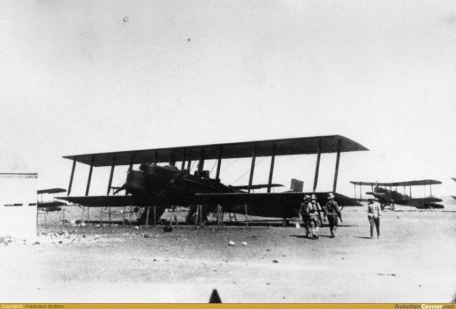 Farman F.50 español