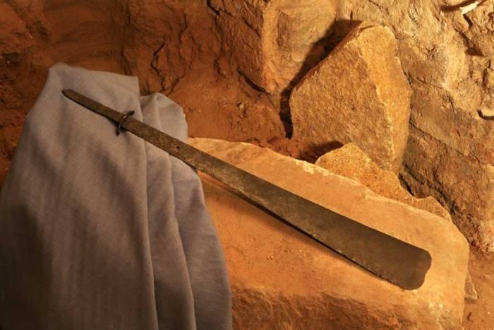 espada san pedro