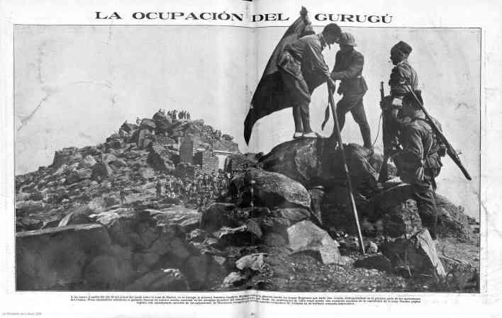 Monte Gurugú