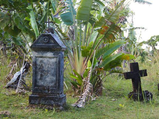 Saint-Pierre Cemetery, Île Sainte-Marie